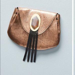 Anthro coin purse NWT